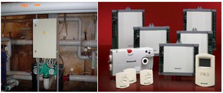 Автоматизированная система энергосбережения