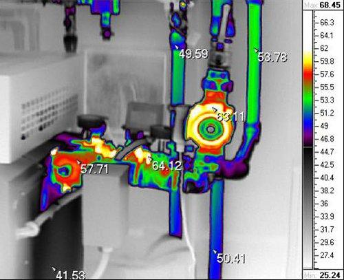 Обязательное энергетическое обследование -- перегревы труб и соединений