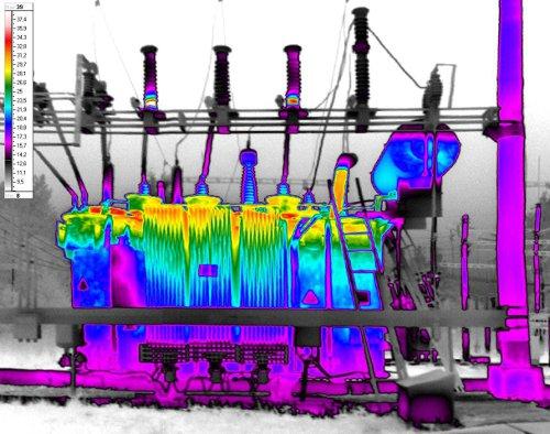 Энергоаудит – тепловизионное обследование на предприятиях