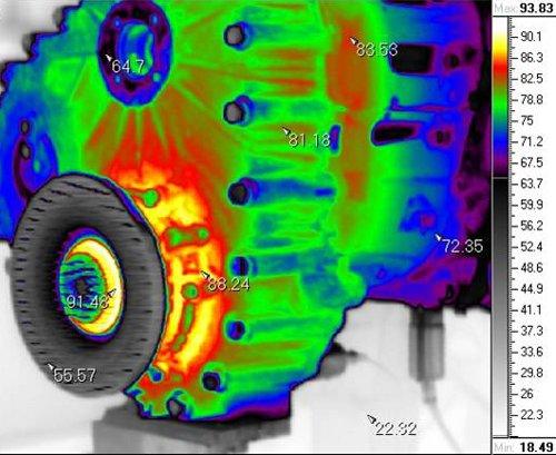 Обязательный энергоаудит - обследование моторов тепловизором