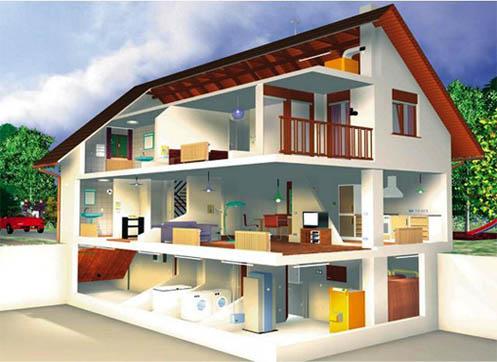 умный дом - новейшие технические решения по энергетическому сбережению