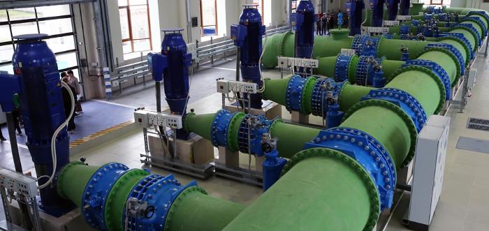 Устранение отложений в системах водоснабжения и водоотведения