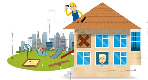 Энергосбережение при реконструкции жилых зданий