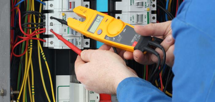 Энергоаудит электроснабжения здания