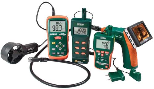 Оборудование чтобы провести инструментальный энергоаудит
