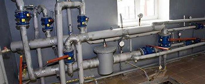 Порядок обследования водоснабжения и водоотведения