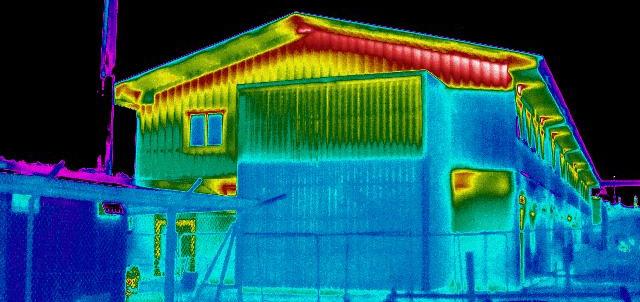 Что такое тепловизионное обследование