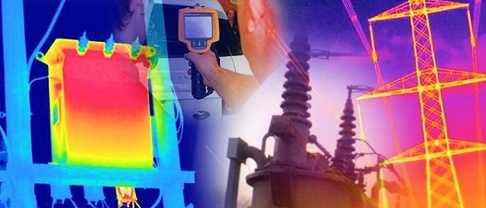 Тепловизионное обследование оборудования